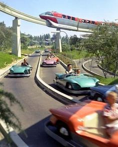 Autopia, tomorrowland