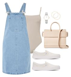 """""""Untitled #4213"""" by magsmccray ❤ liked on Polyvore featuring Fleur du Mal, Glamorous, Vans, Givenchy and CLUSE"""