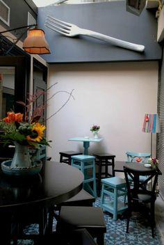 Coq Au Zen, Bar Bistrot, Valaoritou 37, Thessaloniki, Tel. 2310520119