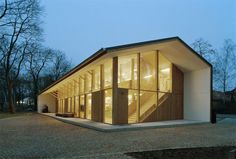 Barn House Berlin Architecture Design by UTArchitects