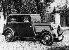 1933 Brennabor 1 Liter Typ D