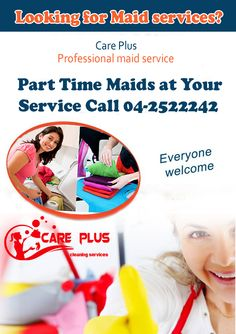 Best Maids in Dubai - Call Now & Get 20% Off 04-2522242    Maids in Dubai | Maid Service Dubai | Care Plus Cleaning Services