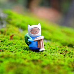 Adventure time hiking with Finn