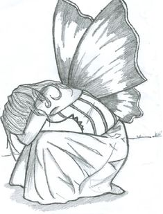 pencil drawings of people crying - Google Search