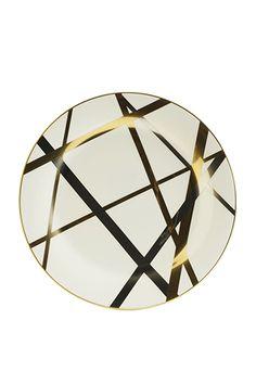 Kelly Wearstler Mullholland Dinner Plate #kellywearstler #china #home