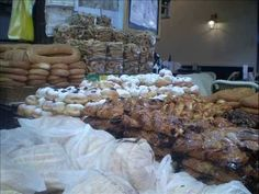 The Shuk Experience - Israel and You