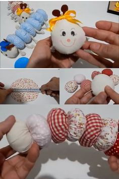 Pillow Crafts, Fabric Crafts, Sewing Crafts, Sewing Projects, Kids Crafts, New Crafts, Hobbies And Crafts, Doll Patterns, Sewing Patterns