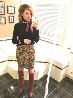 LuLaRoe Carly Styled 5 Ways #LuLaRoeCassie #LuLaRoe #MomBlogger