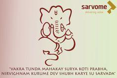 May Lord Ganesha bring you Good Luck & Prosperity. . Ganpati Bappa Morya !!
