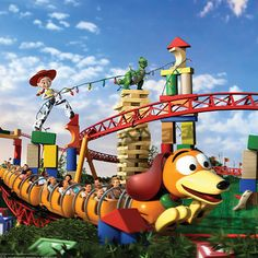 I'm so excited about the new Toy Story Land opening up at WDW Hollywood Studios on June See you all there! Vacation Resorts, Disney Vacations, Disney Trips, Disney Parks, Family Vacations, Disney Destinations, Disney World Resorts, Walt Disney World, Disney Cruise Line