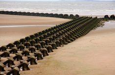 Erosion reveals England's World War Two coastal defences - https://www.warhistoryonline.com/war-articles/erosion-reveals-englands-world-war-two-coastal-defences.html