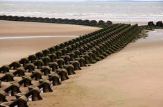 Erosion reveals England's World War Two coastal defences - https://www.warhistoryonline.com/war-articles/erosion-reveals-englands-world-war-two-coastal-defences.html