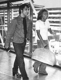 Keith & Roger