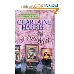 Charlaine Harris, Harper Connelly series.  I love everything Charlaine Harris writes!
