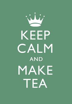 Tea ?
