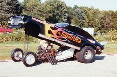 The RIPPER Vega Funny Car