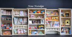 Toyshop the Nutcracker. Front shelf 1 floor