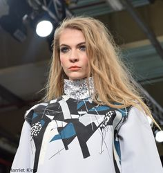 Modeconnect.com - Harriet King Northampton University at #GFW2015 -    @UniNorthants   #GFW15 #Fashion #FashionGrad