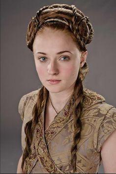 Sansa Stark/ Sophie Turner Game of Thrones