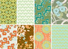 Nice and New: Amy Butler August Fields Collection