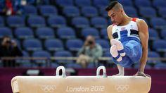 Men's Gymnastics Preliminaries: U.S. Wins, Britain Has Best Hair, None Of It Really Counts