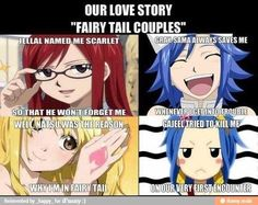 Hmmm, love this. Who's your favorite couple? Mine is definitely NaLu! -Fairy Tail