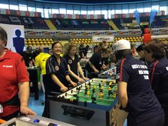 Official table of the Professional Foosball Tour