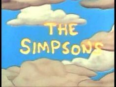 The Simpsons - Main Title Theme