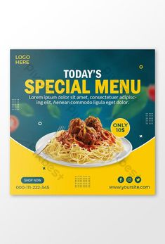 Sign Design, Banner Design, Best Grilled Chicken Marinade, Facebook Cover Design, Food Banner, Instagram Post Template, Banner Template, Restaurant Recipes, Menu