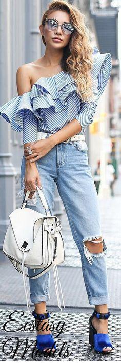 Johanna Ortiz Top // Fashion Look by Not Jess Fashion