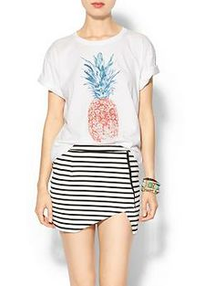 sincerely jules pinapple tee
