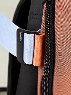 COTE&CIEL Orange California Isar Backpack | oki-ni