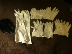 Women's and Girl's Kid Leather Gloves