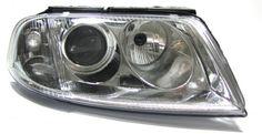 00-05 Scheinwerfer H7+H7  3BG SET Links VW PASSAT Bj Rechts