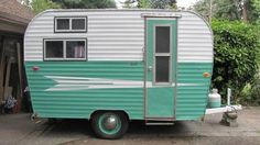 New Retro Campers For Sale Camping Ideas Retro Campers For Sale, Camper Trailer For Sale, Vintage Campers Trailers, Vintage Caravans, Camper Trailers, Vintage Airstream, Vintage Rv For Sale, Vintage Trailers For Sale, Casita Trailer