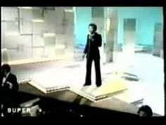 Johnny Nash singing I Can See Clearly Now.