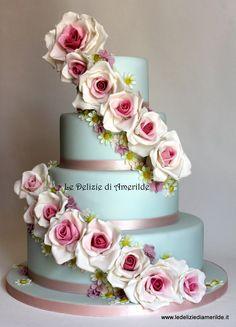 Wedding Cake ♡ ♡
