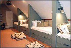 Attic Rooms 6