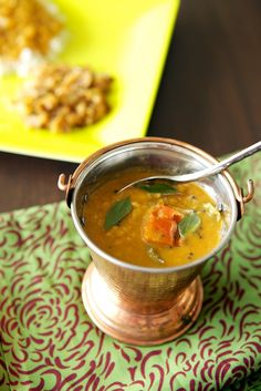 The Mistress of Spices: Mom's sambar