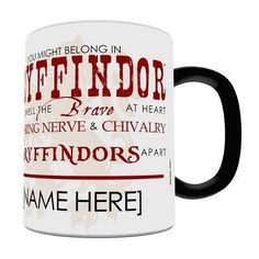 Morphing Mugs Harry Potter Sorting Hat Gryffindor Personalized Heat Sensitive Coffee Mug Espresso Cups Set, Cappuccino Cups, Coffee Mug Sets, Mugs Set, Percy Jackson Tumblr, Harry Potter Sorting Hat, Simple Closet, Harry Potter Collection, Makeup Rooms