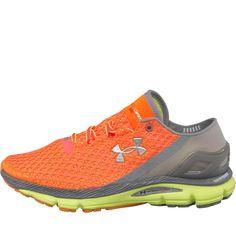 dcb893b6a00d Under Armour Womens Micro G Speedform Gemini Neutral Running Shoes After  Burn Under Armour Running