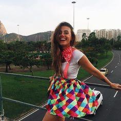 CARNAVAL 2019 Lindas fantasias para você se inspirar. #carnaval2019 #carnaval #fantasia #festa #criatividade #roupas #looks