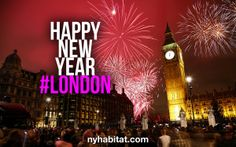 Happy New Year #London! Our entire team wishes you all the best for 2014!