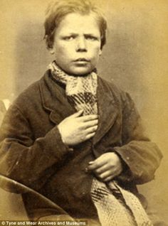 14-year-old Henry Miller received two weeks hard labour for stealing clothing