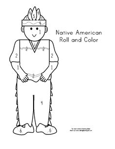 FunSheet for Beginners: Native Americans (Indians