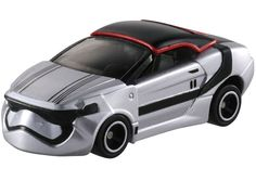 Takara Tomy Tomica Star Wars SC-08 Star Cars Captain Phasma Diecast Toy Car F/S #Tomica