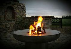 Grillen auf der Feuerschale