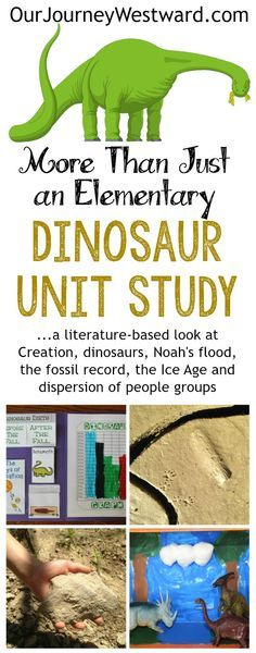 Than Just a Dinosaur Unit Study The best science & history unit study of the year - hands-down! Dinosaurs + so much more.The best science & history unit study of the year - hands-down! Dinosaurs + so much more. Dinosaurs Preschool, Dinosaur Activities, Hands On Activities, Science Activities, Dinosaur Projects, Dinosaur Crafts, Science Fun, Dinosaur Party, Dinosaur Birthday