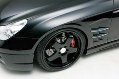 Mercedes Benz CLS-class W219 Sports Line
