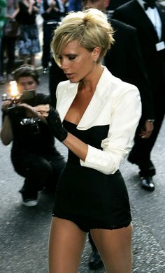 Victoria Beckham Photo - Glamour Woman Of The Year Awards 2007